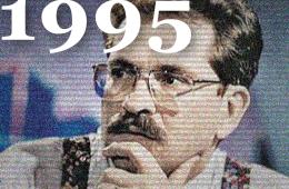 3 марта 1995. 1 марта убит глава ОРТ Владислав Листьев. Кому он мог помешать?
